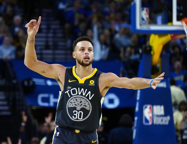 Golden State Warriors vs. San Antonio Spurs - 3/8/18 NBA Pick, Odds, and Prediction