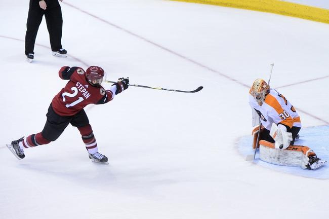 Philadelphia Flyers vs. Arizona Coyotes - 12/5/19 NHL Pick, Odds, and Prediction