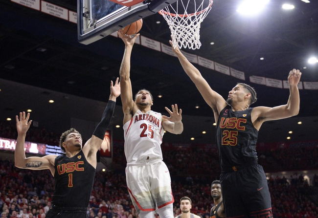 Arizona vs. USC - 3/10/18 College Basketball Pick, Odds, and Prediction