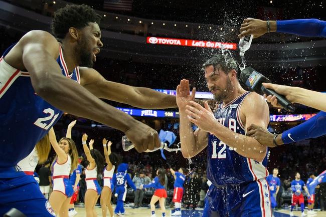 New York Knicks vs. Philadelphia 76ers - 3/15/18 NBA Pick, Odds, and Prediction