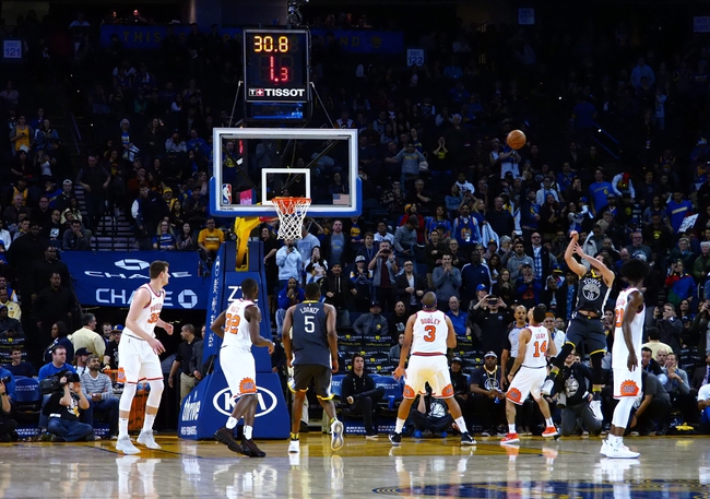 Phoenix Suns vs. Golden State Warriors - 3/17/18 NBA Pick, Odds, and Prediction