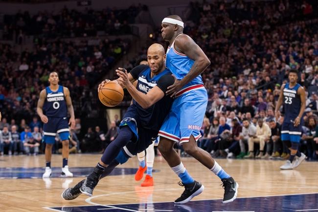 Sacramento Kings vs. Minnesota Timberwolves - 2/26/18 NBA Pick, Odds, and Prediction