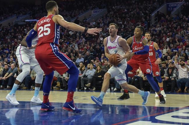 Miami Heat vs. Philadelphia 76ers - 2/27/18 NBA Pick, Odds, and Prediction