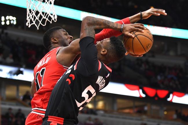 Chicago Bulls vs. Toronto Raptors - 11/17/18 NBA Pick, Odds, and Prediction