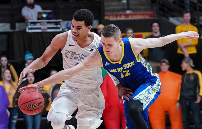 Wyoming vs. San Jose State - 3/7/18 College Basketball Pick, Odds, and Prediction