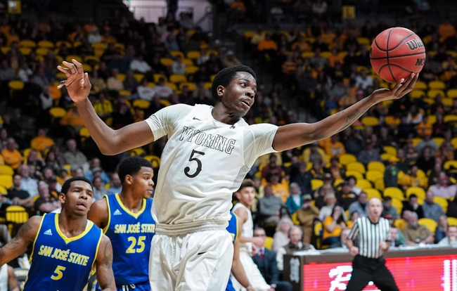 San Jose State vs. Wyoming - 2/1/20 College Basketball Pick, Odds, and Prediction