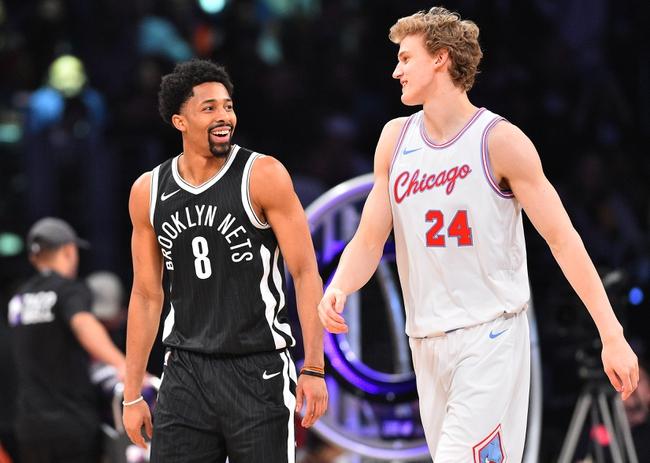 Brooklyn Nets vs. Chicago Bulls - 2/26/18 NBA Pick, Odds, and Prediction
