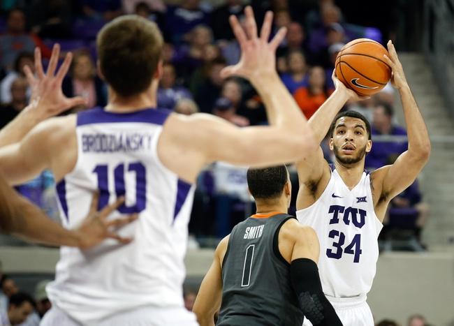 Syracuse vs. TCU - 3/16/18 College Basketball Pick, Odds, and Prediction