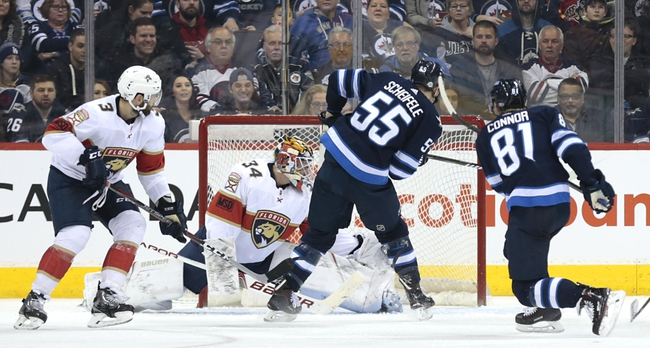 Florida Panthers vs. Winnipeg Jets - 11/14/19 NHL Pick, Odds, and Prediction