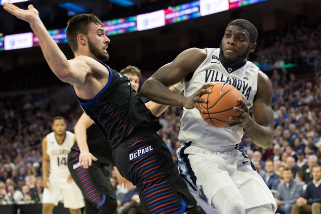 Villanova vs. DePaul - 1/2/19 College Basketball Pick, Odds, and Prediction