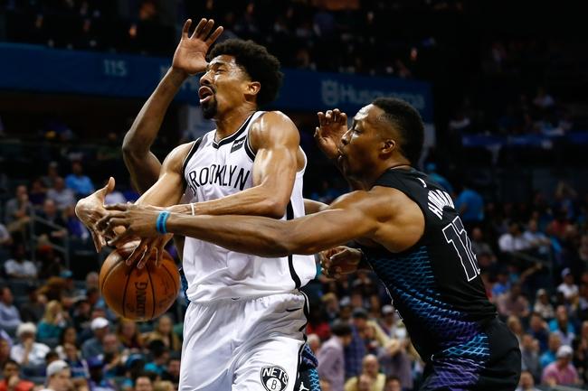 Charlotte Hornets vs. Brooklyn Nets - 3/8/18 NBA Pick, Odds, and Prediction
