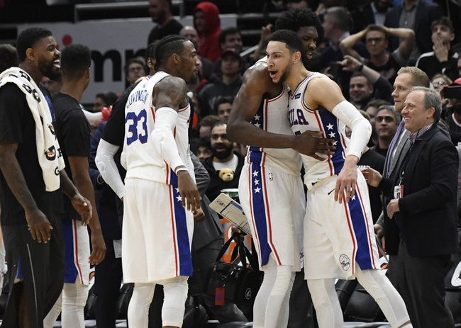 Philadelphia 76ers vs. Orlando Magic - 10/01/18 NBA Pick, Odds, and Prediction