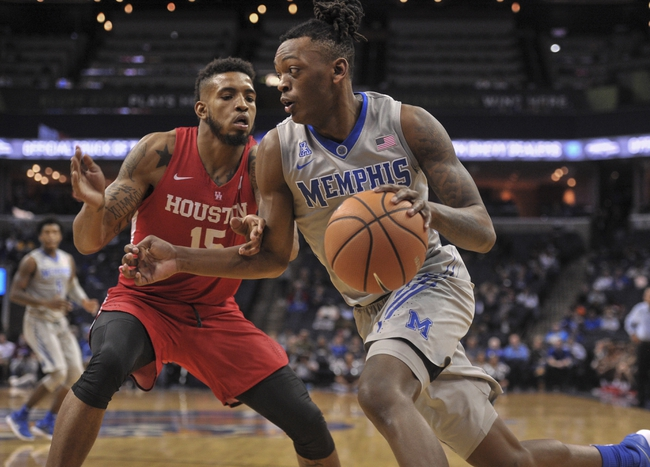 Memphis vs. Yale - 11/17/18 College Basketball Pick, Odds, and Prediction