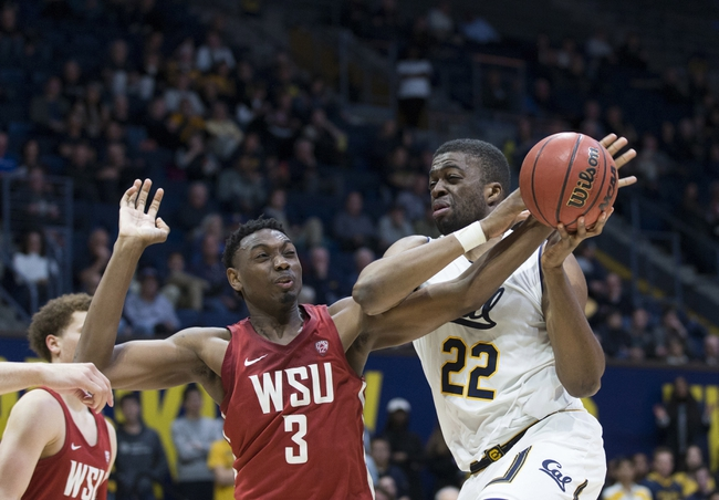 Washington State vs. California - 2/19/20 College Basketball Pick, Odds & Prediction