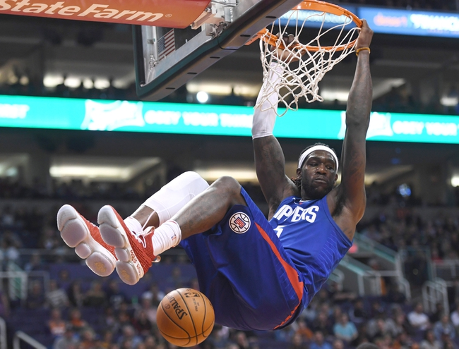 Phoenix Suns vs. Los Angeles Clippers - 3/28/18 NBA Pick, Odds, and Prediction