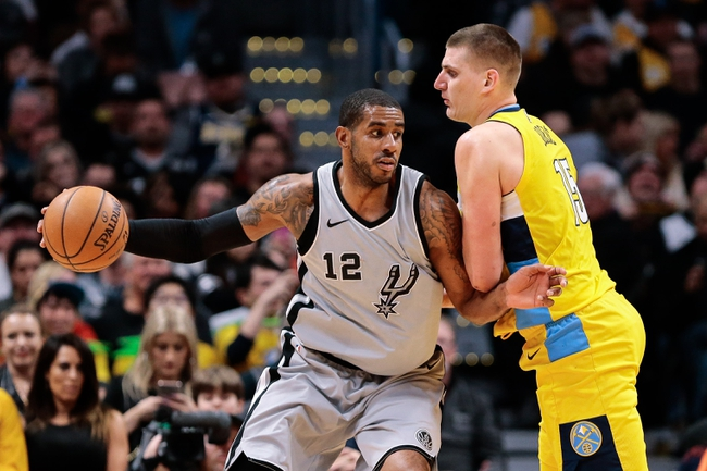 Denver Nuggets vs. Houston Rockets - 2/25/18 NBA Pick, Odds, and Prediction