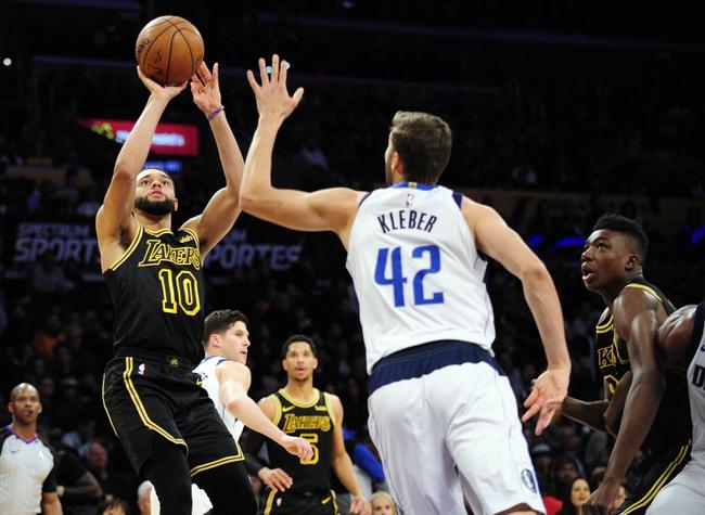 Los Angeles Lakers vs. Dallas Mavericks - 3/28/18 NBA Pick, Odds, and Prediction