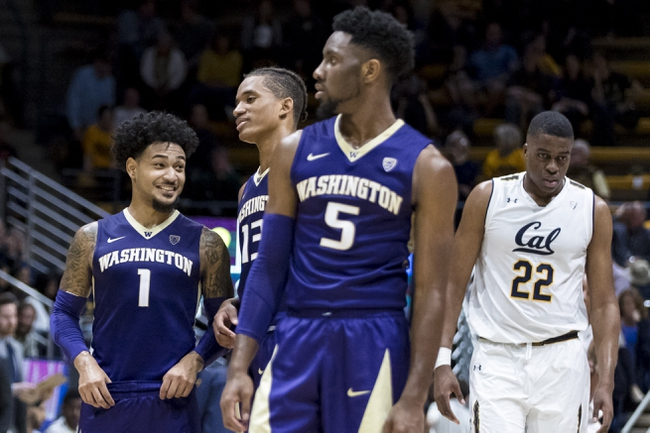 Washington vs. Texas A&M - 11/20/18 College Basketball Pick, Odds, and Prediction