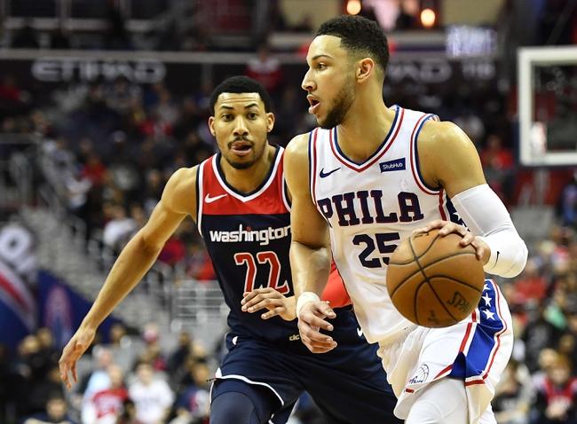 Philadelphia 76ers vs. Washington Wizards - 11/30/18 NBA Pick, Odds, and Prediction