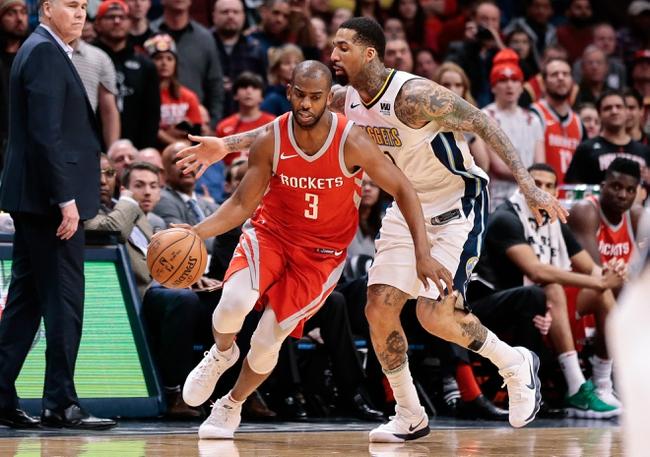 Denver Nuggets vs. Houston Rockets - 11/13/18 NBA Pick, Odds, and Prediction