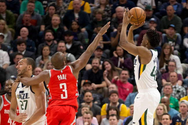 Houston Rockets vs. Utah Jazz - 4/29/18 NBA Pick, Odds, and Prediction