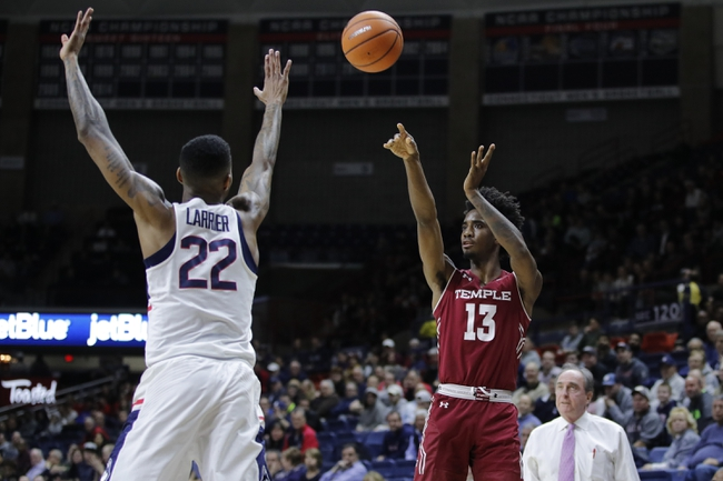 Missouri vs. Temple - 11/27/18 College Basketball Pick, Odds, and Prediction