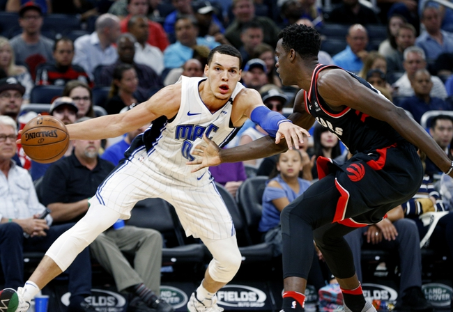 Orlando Magic vs. Toronto Raptors - 3/20/18 NBA Pick, Odds, and Prediction