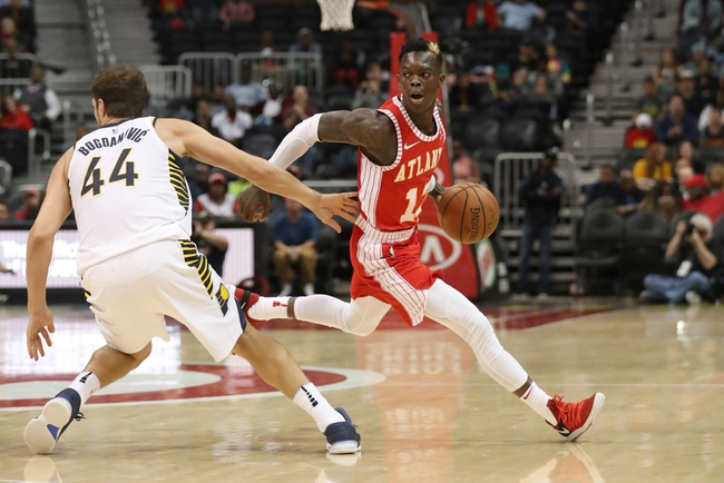 Indiana Pacers vs. Atlanta Hawks - 3/9/18 NBA Pick, Odds, and Prediction