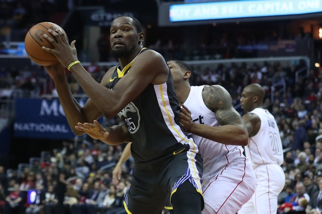 Golden State Warriors vs. Washington Wizards - 10/24/18 NBA Pick, Odds, and Prediction
