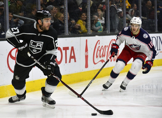 Columbus Blue Jackets vs. Los Angeles Kings - 12/19/19 NHL Pick, Odds, and Prediction