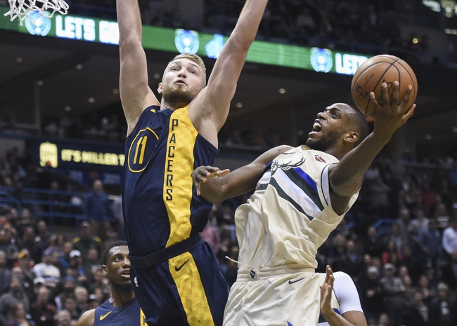 Indiana Pacers vs. Milwaukee Bucks - 3/5/18 NBA Pick, Odds, and Prediction