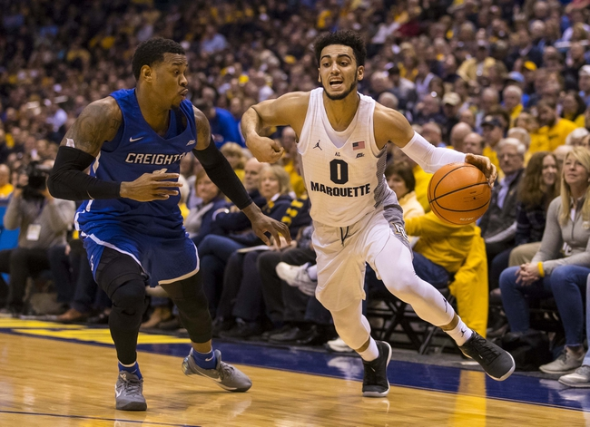 Marquette vs. Bethune-Cookman - 11/10/18 College Basketball Pick, Odds, and Prediction