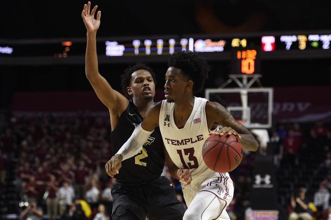 Saint Joseph's vs. Temple - 12/1/18 College Basketball Pick, Odds, and Prediction