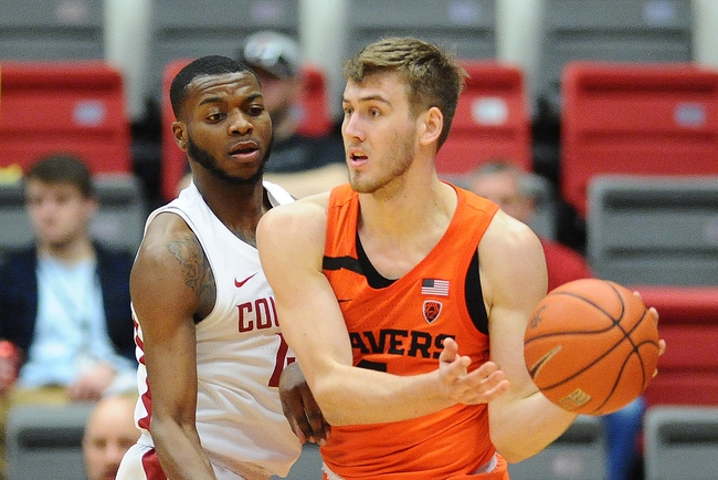 Oregon State vs. Kent State Golden  - 12/21/18 College Basketball Pick, Odds, and Prediction