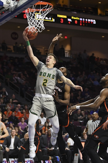 San Francisco vs. Campbell - 3/22/18 College Basketball Pick, Odds, and Prediction