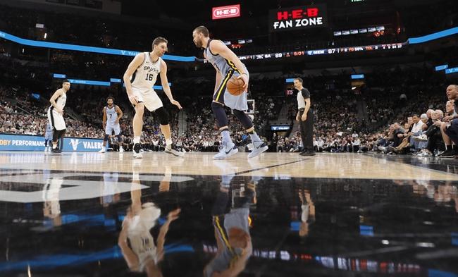 San Antonio Spurs vs. Memphis Grizzlies - 11/21/18 NBA Pick, Odds, and Prediction