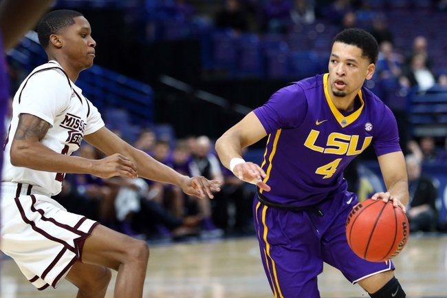 LSU vs. Oklahoma State - 11/25/18 College Basketball Pick, Odds, and Prediction