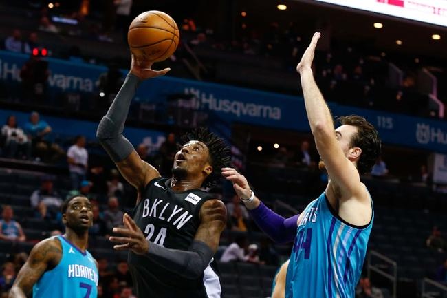 Brooklyn Nets vs. Charlotte Hornets - 3/21/18 NBA Pick, Odds, and Prediction