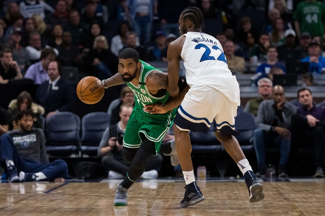 Minnesota Timberwolves vs. Boston Celtics - 12/1/18 NBA Pick, Odds, and Prediction