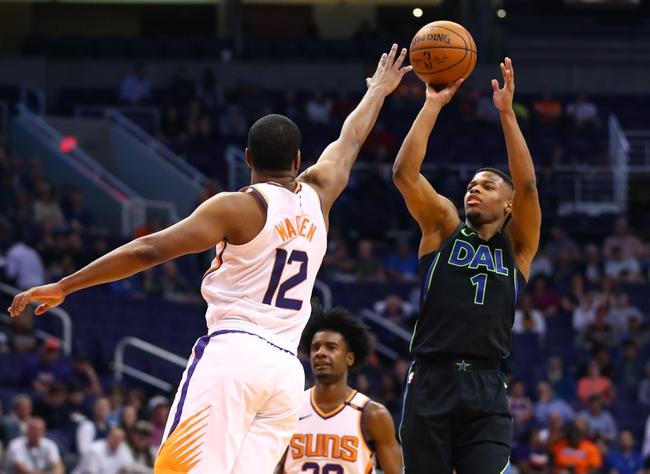 Dallas Mavericks vs. Phoenix Suns - 4/10/18 NBA Pick, Odds, and Prediction