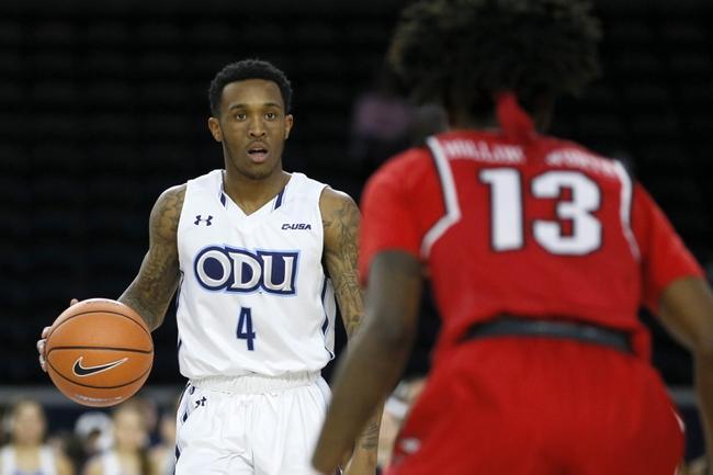 Old Dominion vs. Northern Iowa - 11/23/18 College Basketball Pick, Odds, and Prediction
