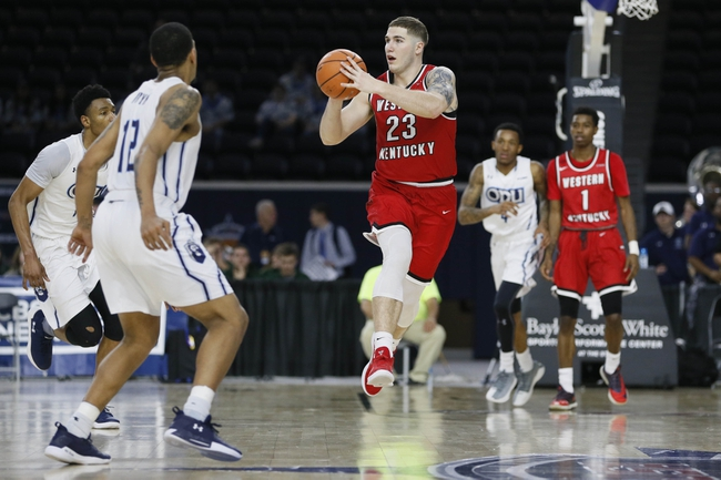 Western Kentucky vs. Old Dominion - 1/16/20 College Basketball Pick, Odds, and Prediction