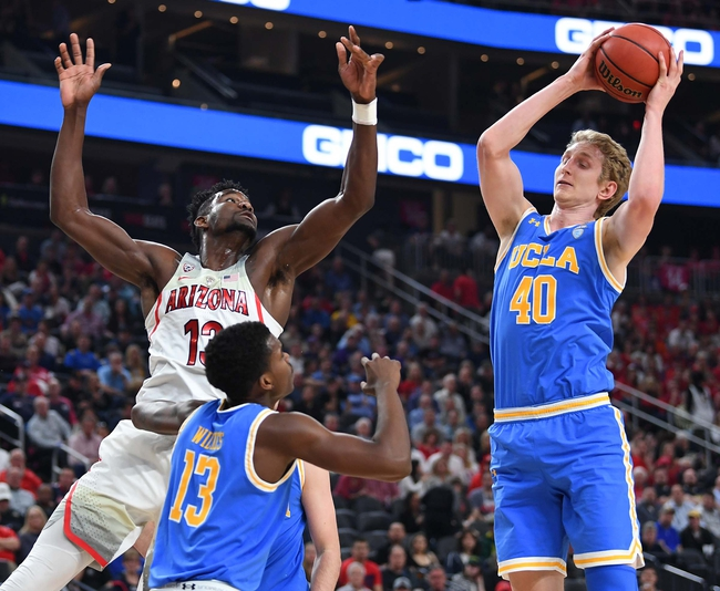 St. Bonaventure vs. UCLA - NCAA First Four - 3/13/18 College Basketball Pick, Odds, and Prediction