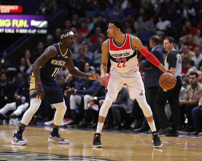 Washington Wizards vs. New Orleans Pelicans - 11/24/18 NBA Pick, Odds, and Prediction