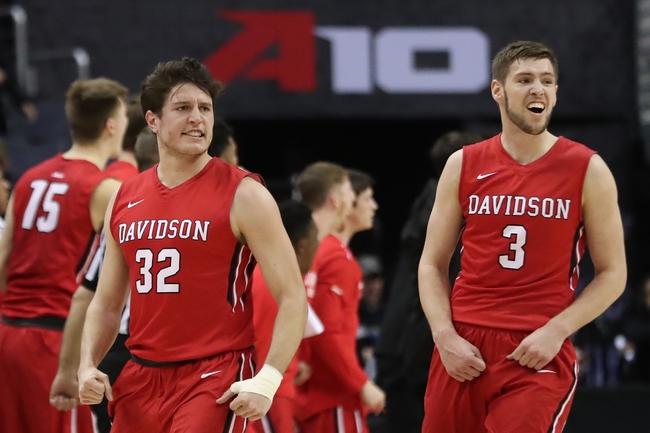 Davidson vs. Purdue - 11/16/18 College Basketball Pick, Odds, and Prediction