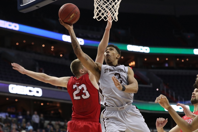 St Bonaventure vs. Davidson - 2/14/20 College Basketball Pick, Odds & Prediction