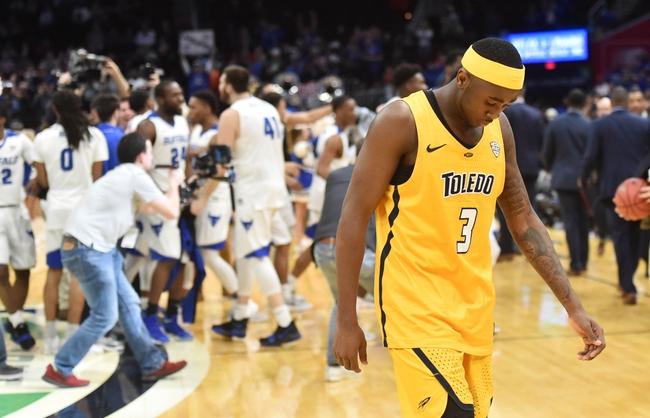 Toledo vs. Central Michigan - 1/14/20 College Basketball Pick, Odds, and Prediction