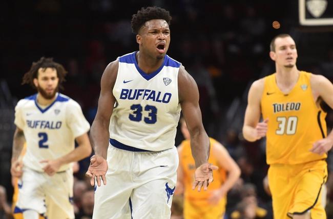Arizona vs. Buffalo - 3/15/18 College Basketball Pick, Odds, and Prediction