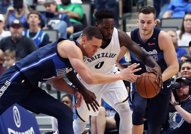 Memphis Grizzlies vs. Dallas Mavericks - 11/19/18 NBA Pick, Odds, and Prediction