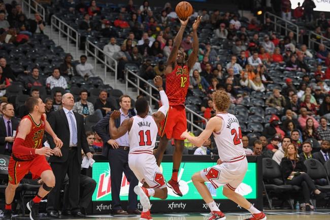 Atlanta Hawks vs. Chicago Bulls - 10/27/18 NBA Pick, Odds, and Prediction